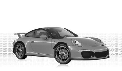 Цвета 911 GT3