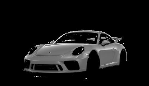 Цвета кузова 911 GT3